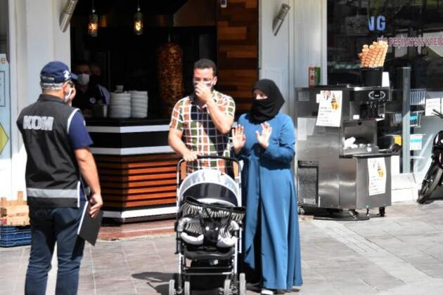 Son dakika... Konya'da vaka artışına rağmen tedbirlere uyan yok