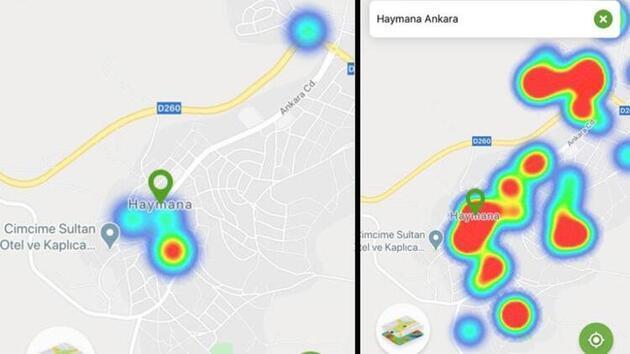 Korkutan tablo: İstanbul ve Ankara'da o bölgelerde koronavirüs vakalarında artış!