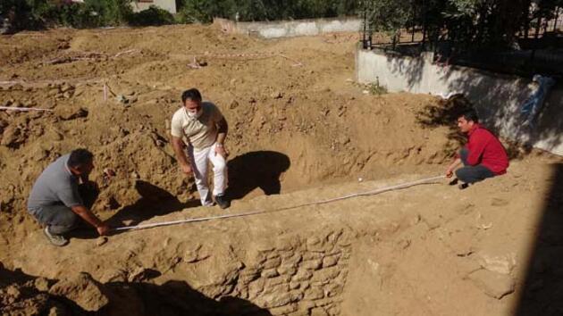 Sondaj çalışması sırasında keşfedildi! Tam 1600 yıllık