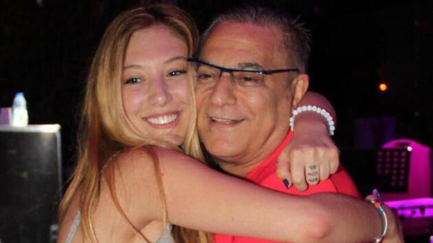 Mehmet Ali Erbil'den kızı Yasmin'e: Aşkım kolay gelsin