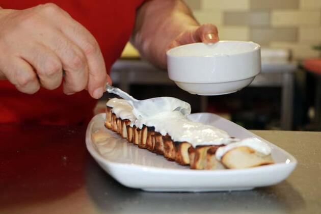 Adanalı ustadan kebaba yeni yorum: Suşi kebabı