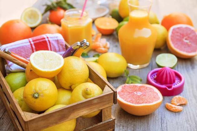 C vitamini yaşlılıkta kas kaybını önlüyor - Sağlık Haberleri