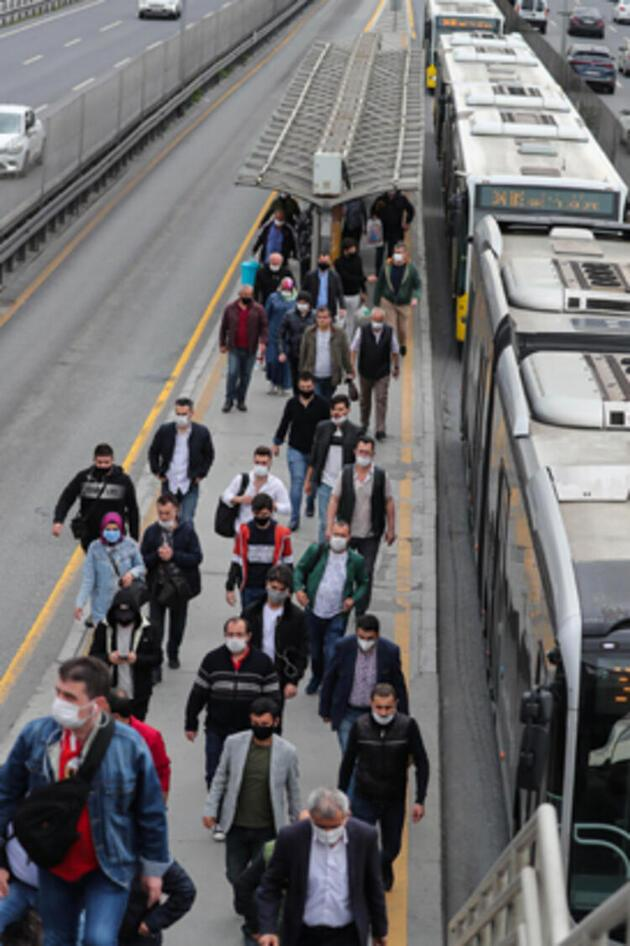 İstanbul için çarpıcı koronavirüs uyarısı! Çalışma saatleri ve toplu ulaşım...