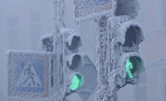 Dünyanın en soğuk kasabası Oymyakon