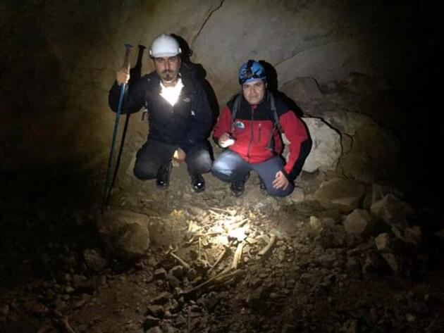 Dünyanın en derin dördüncü mağarası Türkiye'de