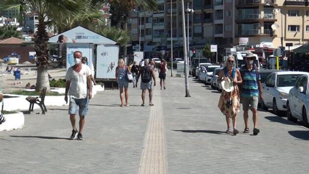Ege'ye yerli ve yabancı turistlerin ilgisi büyük