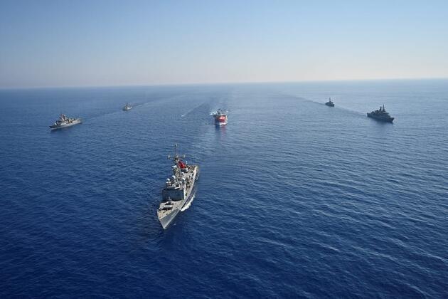 Son dakika haberi: MSB paylaştı! Karadeniz ve Doğu Akdeniz'den yeni görüntüler