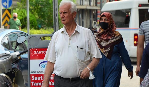 Diyarbakır ve Adana'da yasağa rağmen maske takılmıyor