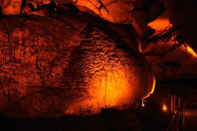 Son dakika... Türkiye'nin en uzun mağarasında pandemi sessizliği