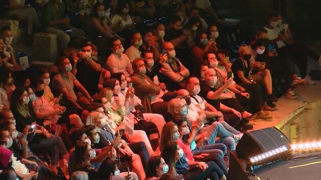 Yıldız Tilbe konserine yoğun ilgi