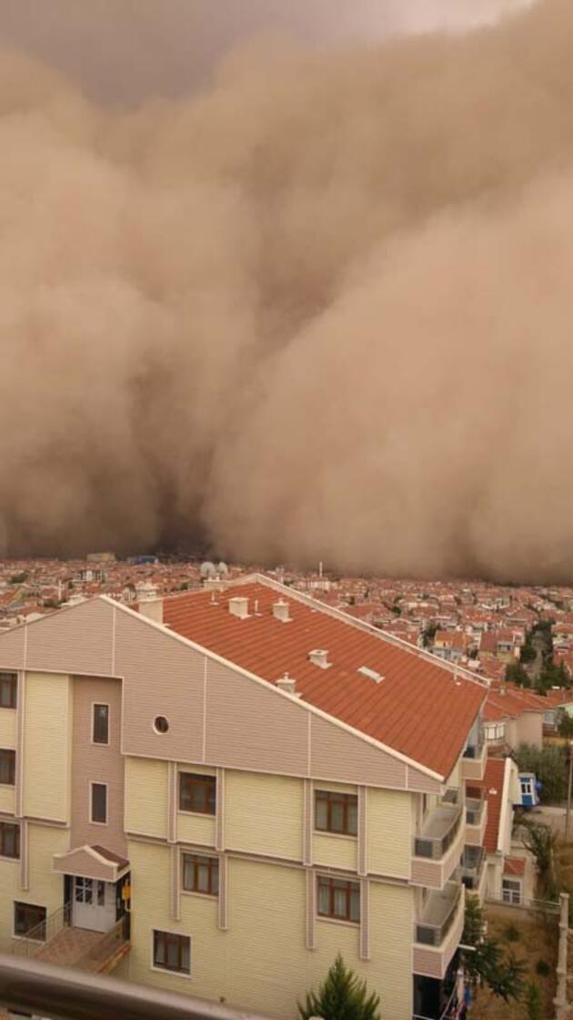 Son dakika... Türkiye'de toz taşınımı hafta boyuncu devam edecek