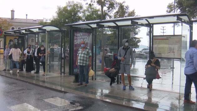Son dakika... Meteoroloji'den İstanbul uyarısı! Beykoz'da yağışa hazırlıksız yakalandılar