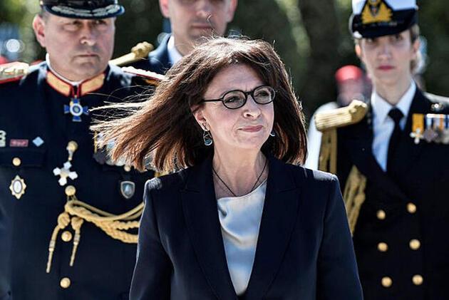 Son dakika... Yunanistan Cumhurbaşkanı'ndan skandal sözler!