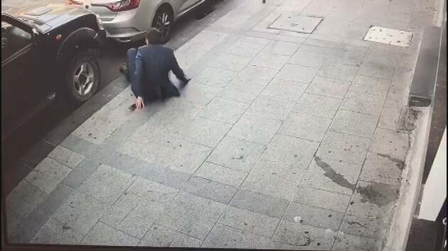 Son dakika... Fatih'teki silahlı çatışmanın görüntüleri ortaya çıktı