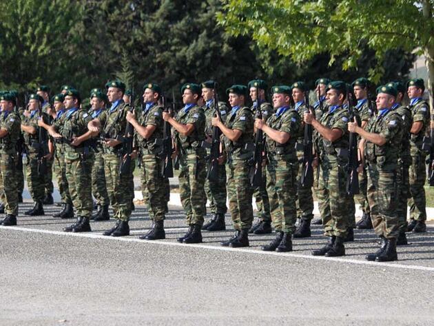 Son dakika... Yunanistan'ın Türkiye korkusu büyüyor: Askerlik süresi uzatılacak