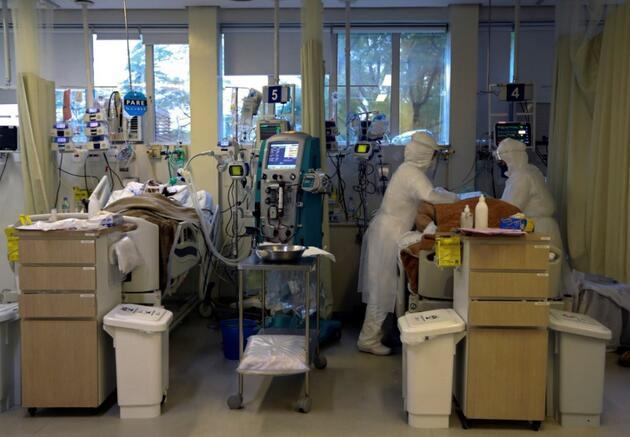 """Korkutan koronavirüs araştırması: """"Endişe verici derecede kısa sürüyor"""""""