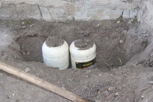 Aylarca toprak altında saklanıp öyle tüketiliyor!