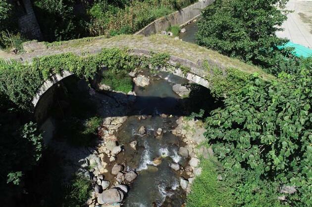 Artvin'in saklı kalmış tarihi yapıları ve doğal güzellikler keşfedilmeyi bekliyor
