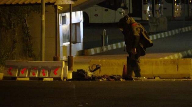 Adana Otogarı'nda kısa süreli bomba paniği