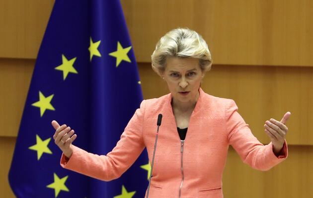 AB Komisyonu Başkanı Doğu Akdeniz'le ilgili sessizliğini bozdu
