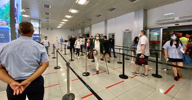 Son dakika... KKTC'de koronavirüs kurallarına uymayanlara hapis cezası yolda!