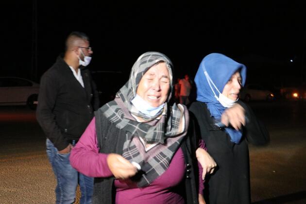 Aleyna Çakır'ın ölümünde şüpheli olan Ümitcan Uygur'un annesi, dağlık alanda ölü bulundu