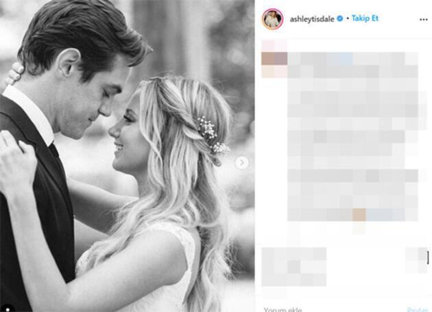Ashley Tisdale ve eşi Christopher French ilk bebeklerini bekliyor
