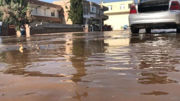 Son dakika.. Taban suyu yükseldi, bazı mahalleleri su bastı