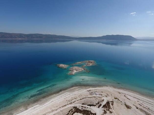 Son dakika haberi... Bakan Kurum'dan Salda Gölü açıklaması: Planımızı hazırladık