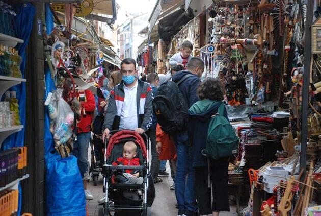 Amasra normalleşme sürecinde 800 bin ziyaretçi ağırladı