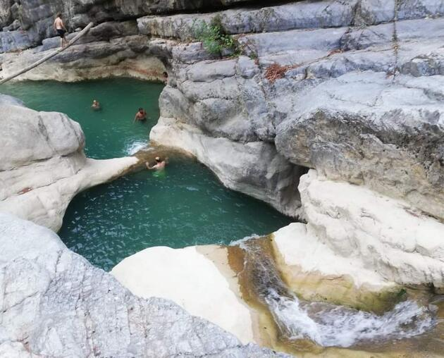 Doğasıyla harika bir yer!