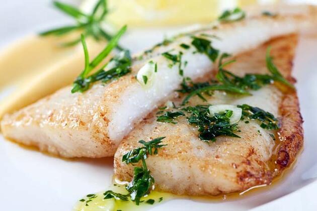 Lezzetli balık pişirmenin 2 önemli kuralı!