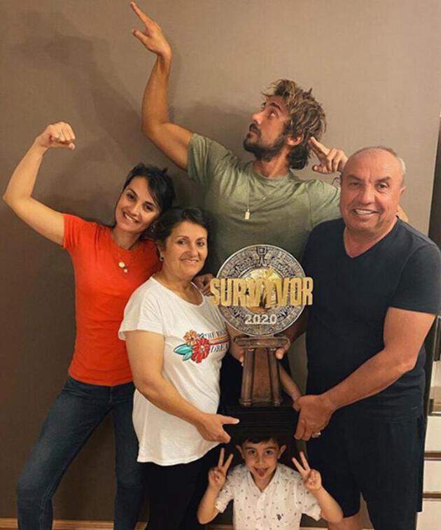 Survivor şampiyonu Cemal Can'dan çok özel açıklamalar