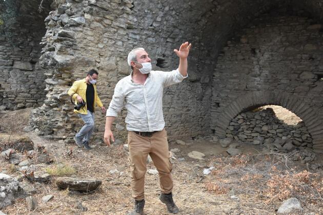 Yüzey çalışmaları tamamlandı! 'Mastaura Antik Kent' gün yüzüne çıkıyor