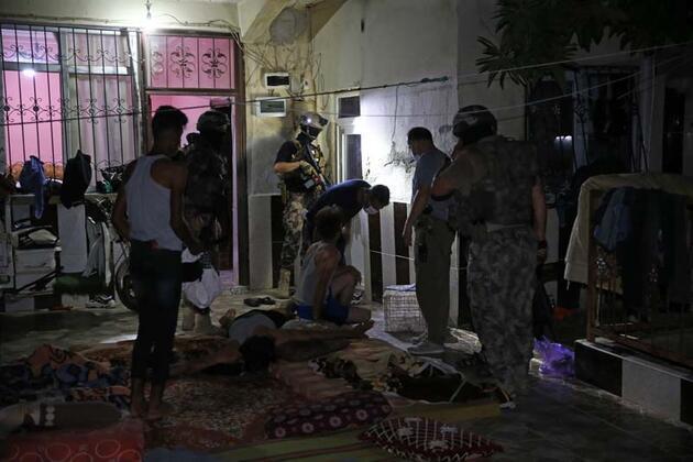 Son dakika... Terör örgütü DEAŞ'a şafak baskını: 5 şüpheli gözaltına alındı