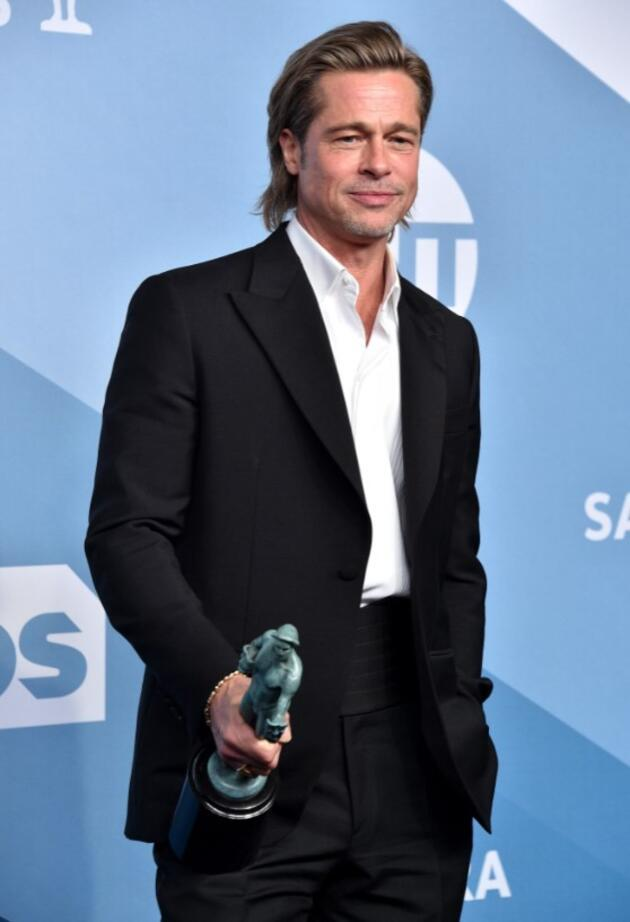 Brad Pitt'in tarikat günleriyle ilgili şok iddialar!