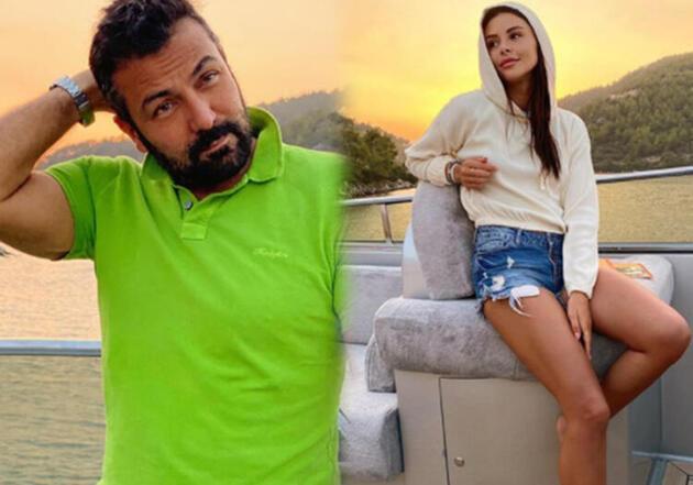 Saruhan Hünel ile Rabia Öztürk aşk tazeledi!