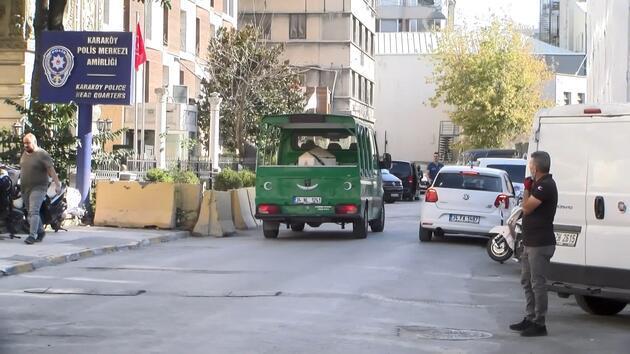 Son dakika... Karaköy'de Amerikalı gazeteci ölü bulundu