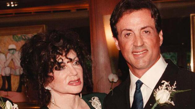 Sylvester Stallone'nin büyük acısı: 'Kraliçesi'ni kaybetti