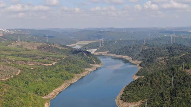 Son dakika... İstanbul barajlarında doluluk,son 5 yılın en düşük seviyesinde... Yüzde 40'ın altına indi