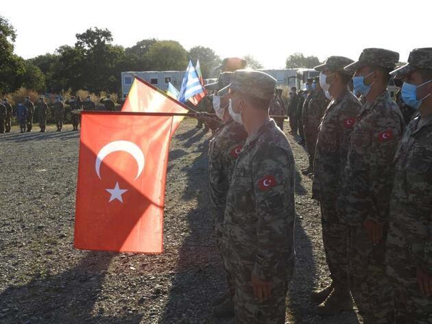 Son dakika... MSB: 'Balkan Ülkeleri Özel Kuvvetler Tatbikatı' devam ediyor