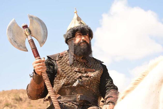 """Türk televizyon tarihinin en uzun savaş sahnesi """"Uyanış: Büyük Selçuklu"""" için çekildi"""