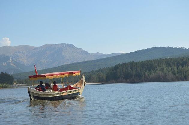 Akdağ'daki 'İzole tatil' ziyaretçi sayısını ikiye katladı