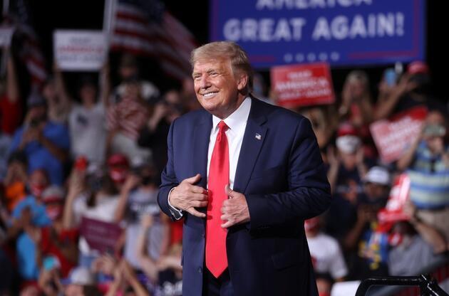 """Trump: """"Kasım'daki seçim Yüksek Mahkeme'de bitebilir"""""""