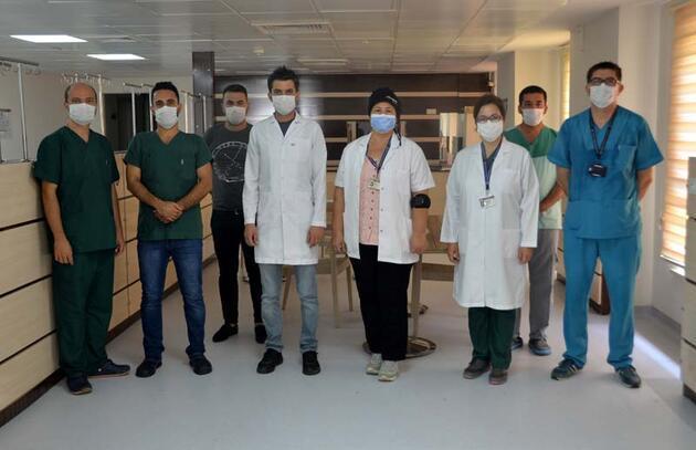 Bu laboratuvarda koronavirüs testi sonuçlarının kesinlik oranı yüzde 100