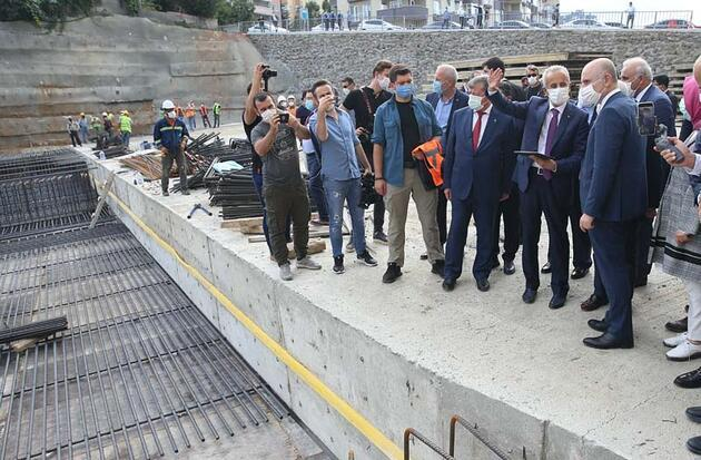 Dünyanın en büyük tünellerinden birisi! Bakan Karaismailoğlu tarih verdi