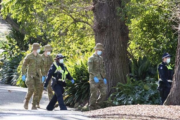 Avustralya'da Kovid-19'dan bir gündeki can kaybı bire düştü