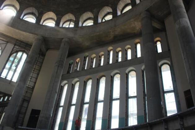 Son dakika.. Taksim Camii'nde sona doğru; yüzde 80'i tamamlandı