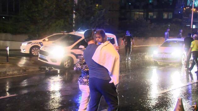 İstanbul Maslak'ta zincirleme kaza:  6 yaralı