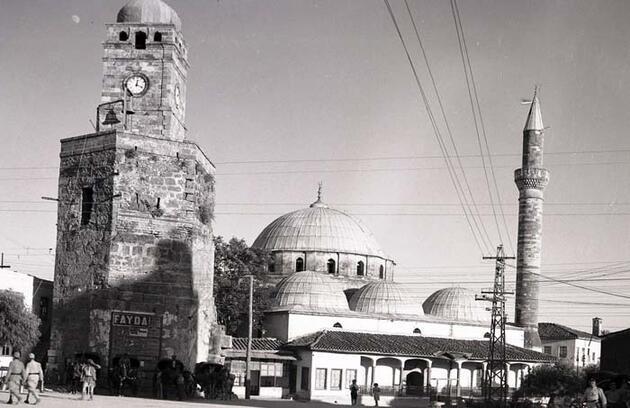 Antalya'nın simgesi Saat Kulesi'ne kubbe geliyor